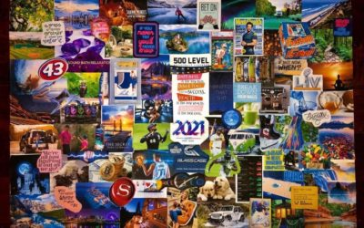 How Creating a Vision Board Can Manifest Everything You Want In Your Life