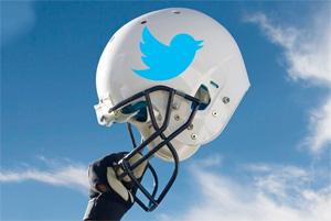 athletes tweeting